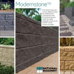 NATIONAL MASONRY - Modernstone